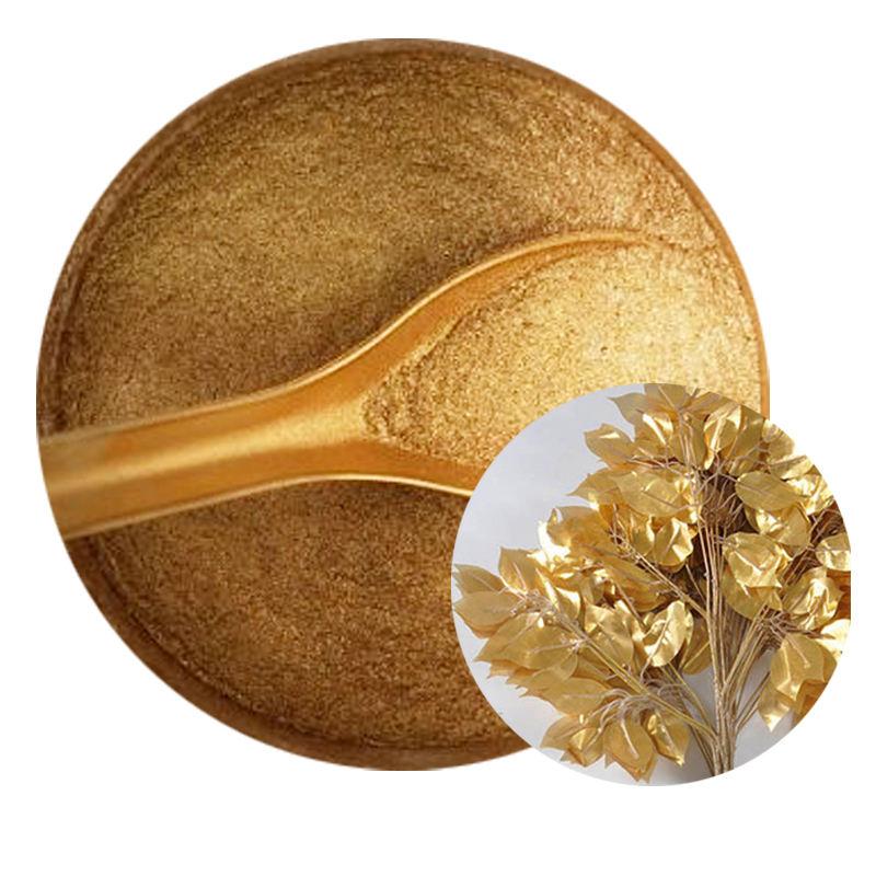 Bronze powder antique brass metallic copper gold paint pigment copper gold powder
