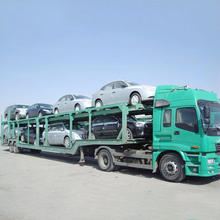 2 axles 3axles car carrier trailer sale philippin car carrier truck trailer sale in dubai
