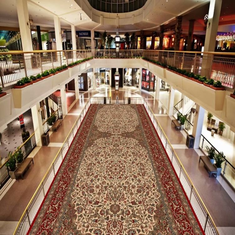 Banquet Hall Office Modern Carpet Tile Indoor Carpets Handmade Persian Rugs