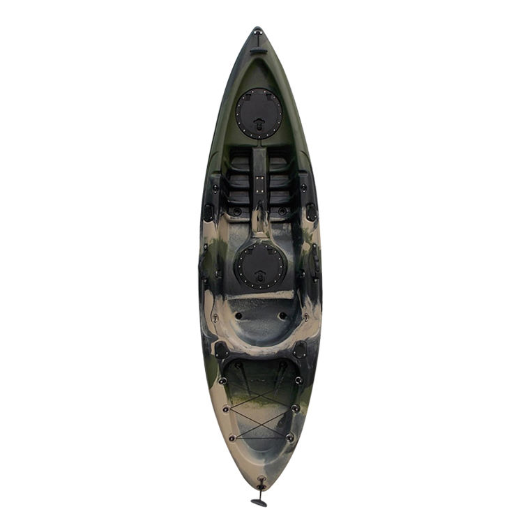 China Sea Kayak Fishing Plastic Canoe Kayak Made in China