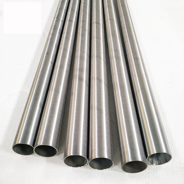 high quality ASTM B338 gr2 seamless titanium tube titanium pipe