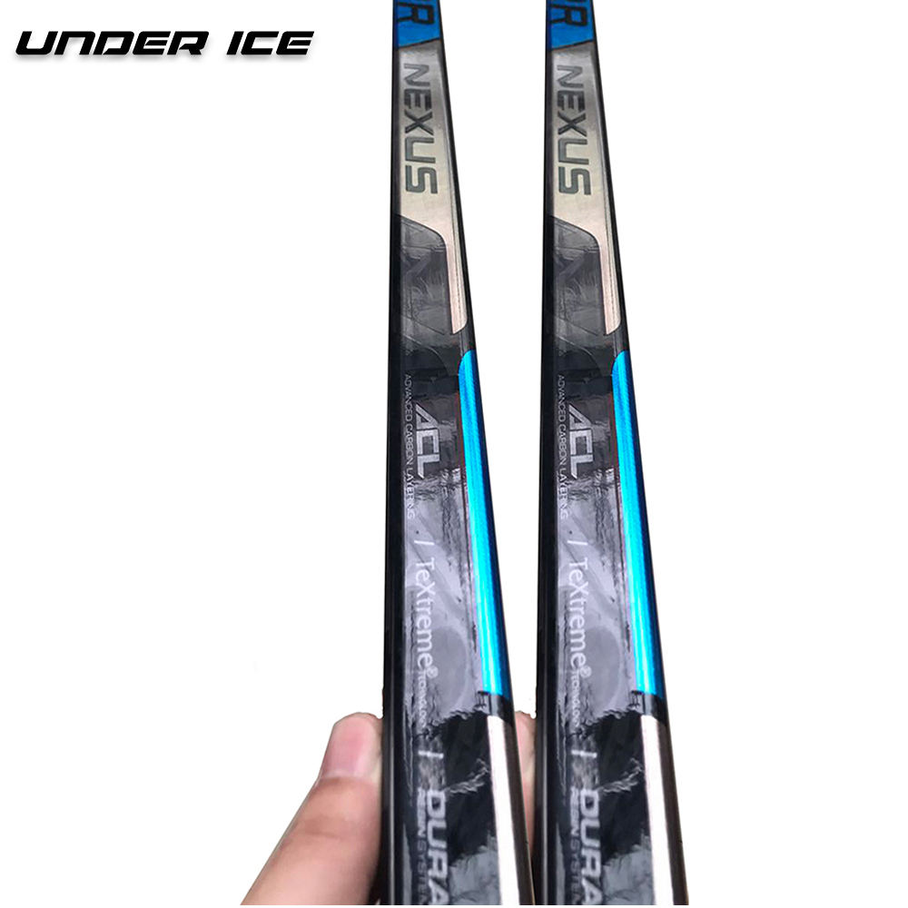100% Carbon High Quality ice hockey stick Senior P92 P88 P28 SR/INT/JR Size for pro hockey play