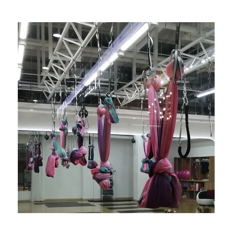 Silk Fabric Antigravity Air Yoga Swing Aerial Yoga Hammock