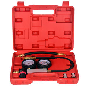 TU-21 Engine Cylinder Leakage Detector Compression Tester