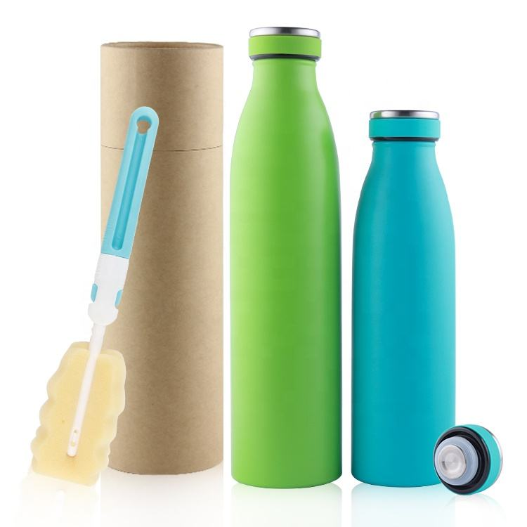 Easy Clean Customized Stainless Steel Vacuum Flasks Thermos Drinking Hot Water Bottle