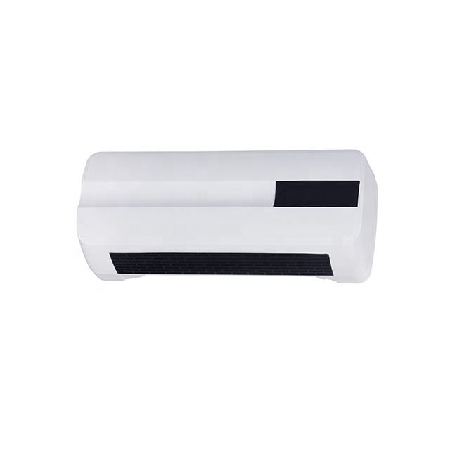 High quality low noise bedroom wall mounted ptc heater with timer