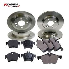 KobraMax Professional Supplier of Auto Brake Pad Brake Parts Car Accessories ISO900 Emark Verified Manufacturer Original Factory