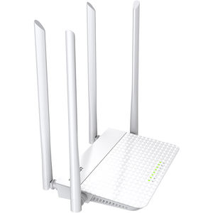 Kelas Enterprise Buka WRT Router Nirkabel Dual Band 1200Mbps Daya Tinggi Smart WiFi Router