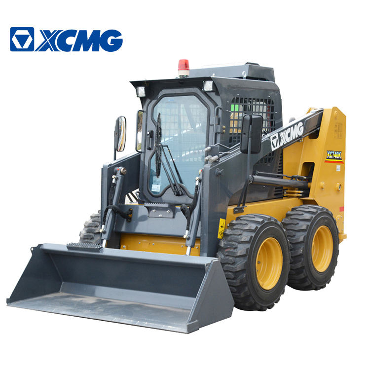 XCMG official mini loader skid steer prices XC740K