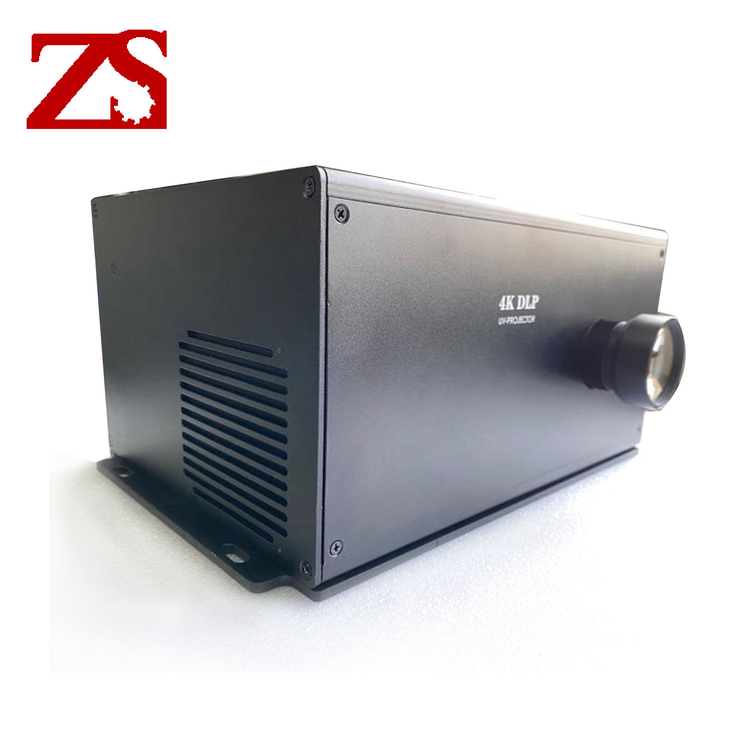 ZS Wholesale High Lumens Full HD UV 4k DLP Projector for 3d printer
