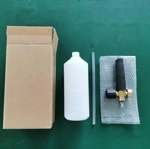 High Pressure Car Wash Snow Foam Cannon Foam Spray Bottle Snow Foam Lance with 1/4'' Quick connector