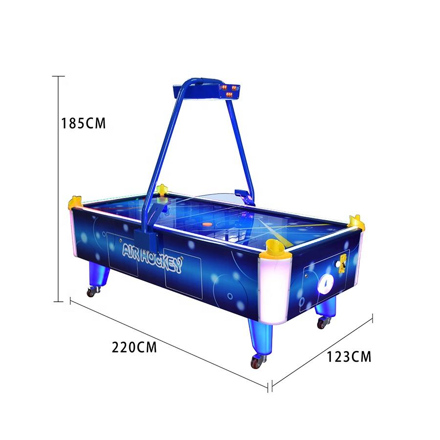 2019 hot muntautomaat air hockey tafel 4 persoon air hockey tafel voor thuis