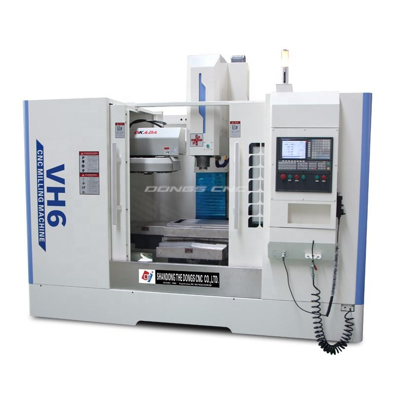 Cheap bench cnc milling machine price for sale VH6