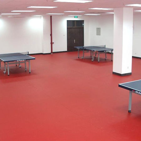 Best choice Vinyl material indoor use table tennis flooring plank vinyl flooring