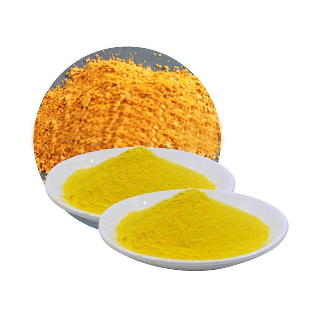 Chemical industrial manufacturer henan raw material yellow flocculant poly aluminium chloride pac for water treatment