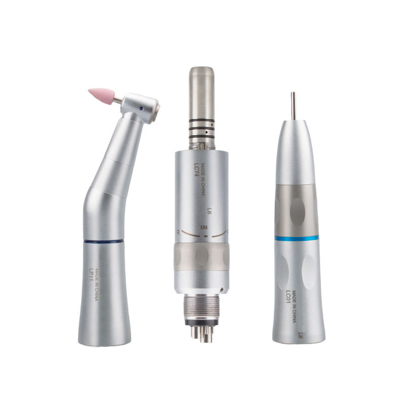 AliGan Dental low speed handpiece internal waterway suit contra angle straight motor
