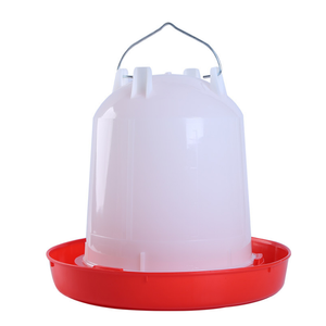 Feeder Plastic Automatic Poultry Feeder And Drinker For Broiler And Breeder