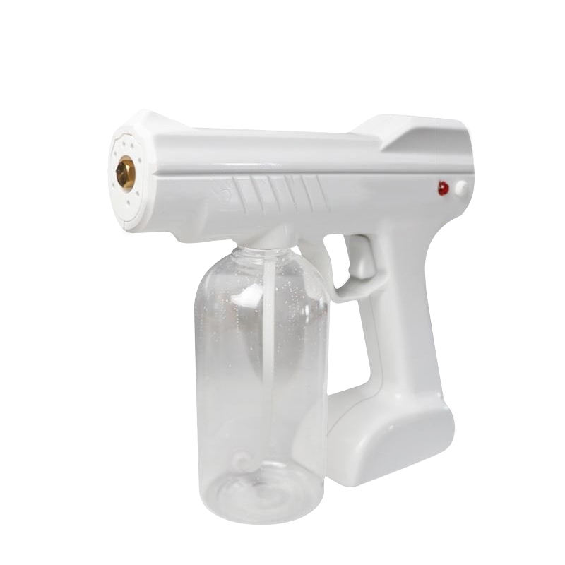 Rechargeable 4 In 1 Nano Ionic Large Facial Steamer Food Spray Gun With Low Price