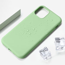 Soft Touch Cover for iPhone 11 Pro 5.8 inch Full Protective Case Liquid silicone