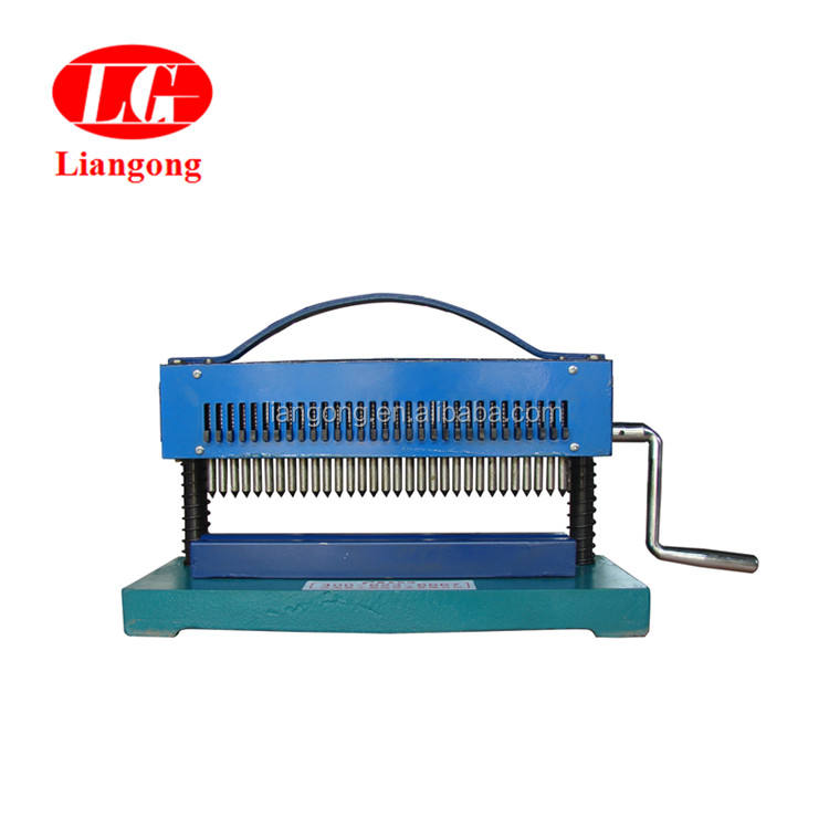 DX-400 twisted steel thread reinforcing bars Manual Striking Machine-Lab Equipment Measuring Instrument