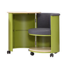 2020 New Design Four Color Available Movable Sitting Multifunctional Folding Storage Stool