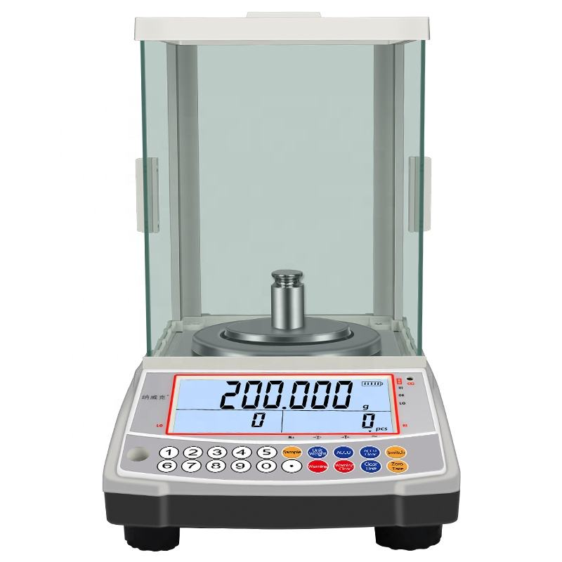 300g Digital Jewelry Weighing Scale Electronic Parts Counting Balance Scale for Lab