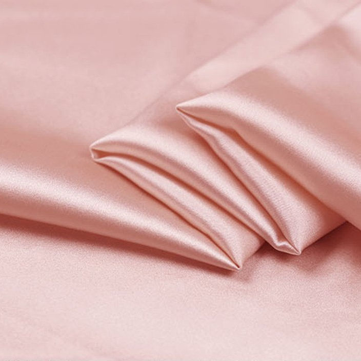 Wholesale mulberry silk 100% pure 22mm silk fabric for bedding set