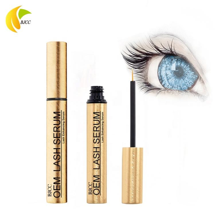 Korea Nach FDA Nähren Lift Keratin Fuller Brow Enhancer Booster OEM Wimpern Conditioner Vegan Wimpern Serum Für Erweiterung