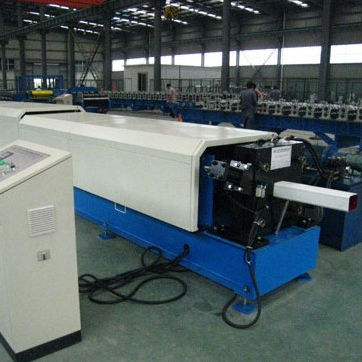Metal Square Downspout Roll Forming Machine