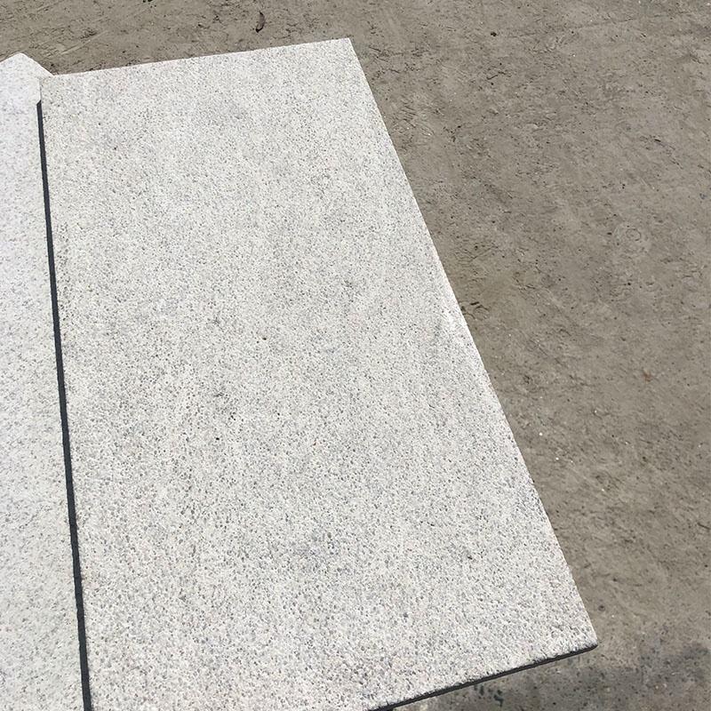 Chinese Good Quality Pearl White Granite Slab Tile