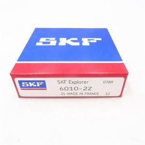 1 PCS SKF 6010 2RS1 Rubber Seals Ball Bearing Made in France 50x80x16mm 2RS FAG
