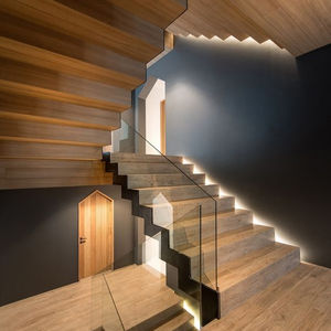 Decoratieve Trap/Glas Trappen Indoor