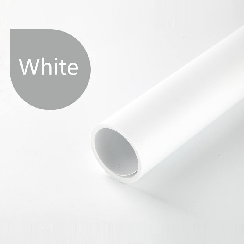 Hot-selling Anti-dust White PVC backdrop For Studio Product Photo Video Photography