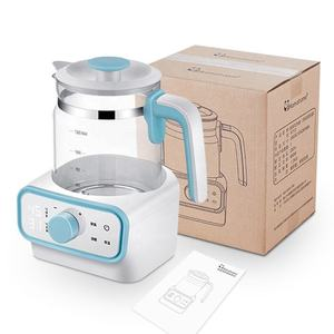 Multi-function touch screen one-click garden temperature control smart water electric kettle