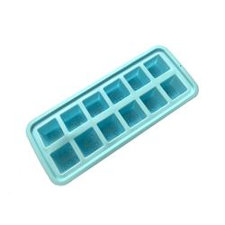 Homemade accessories dice shape thin silicone ice cube mould tray