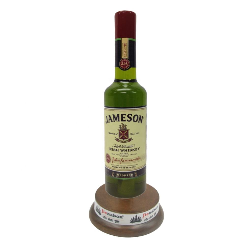 DY-Th66 jameson ale custom designing resin pure bottle style beer tap handle