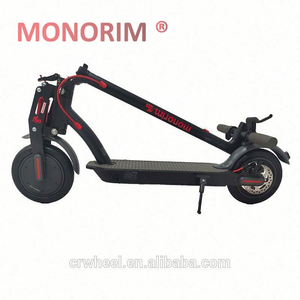 monorim front suspension T2S electric scooter M365/pro/1s MAX G30 2020 welcome hot sell 500w 48v 1.4ah 10inch solid tire
