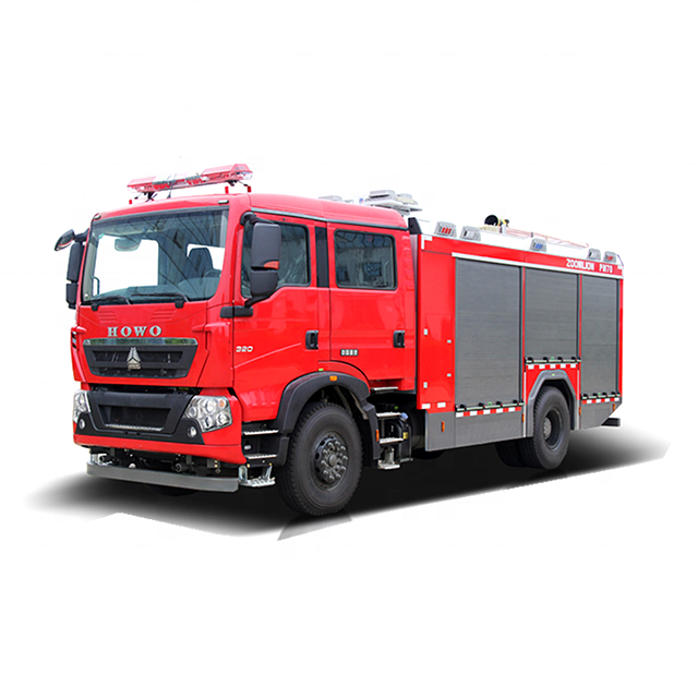 HOWO 6*4 15t 12000L Water 3000L Foam Fire brigade Vehicle Fire Engine 15000liters Fire Fighting Truck price