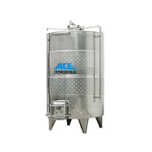 Winery/Cider/Wine/White/Grape/Stainless Steel Pico Fermenter/Vessel With Cooling Jacket/Transport Tank/Blending Tank