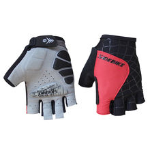 Sidebike OEM Customized Non-slip Bicycle Bike Riding Motorcycle Sport Half Finger MTB Cycling Gloves