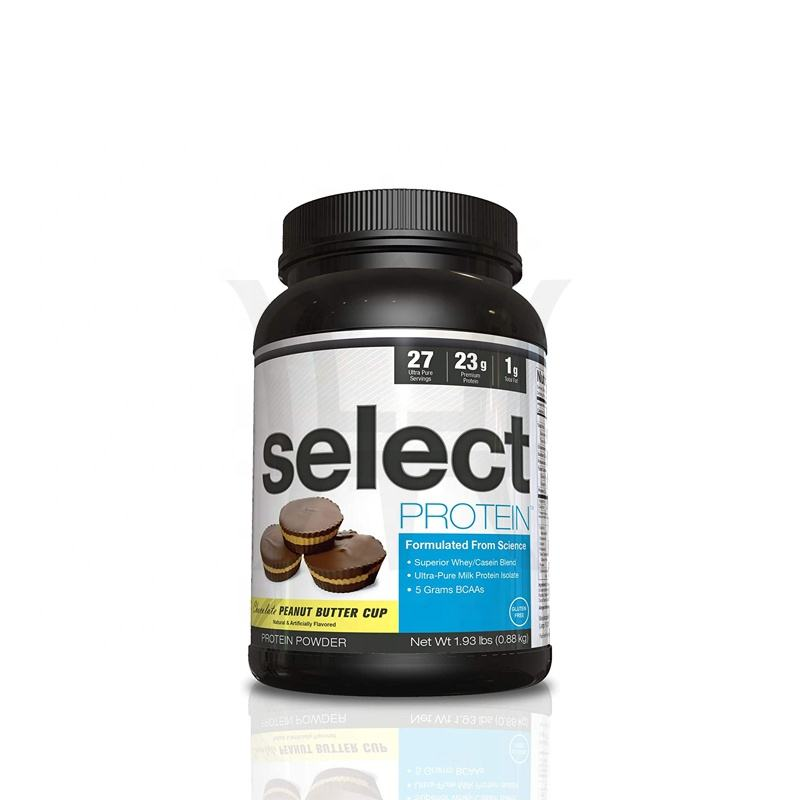 Science Backed Premium High Quality Taste OEM Whey And Casein Blend Protein Powder For Adults With Private Label
