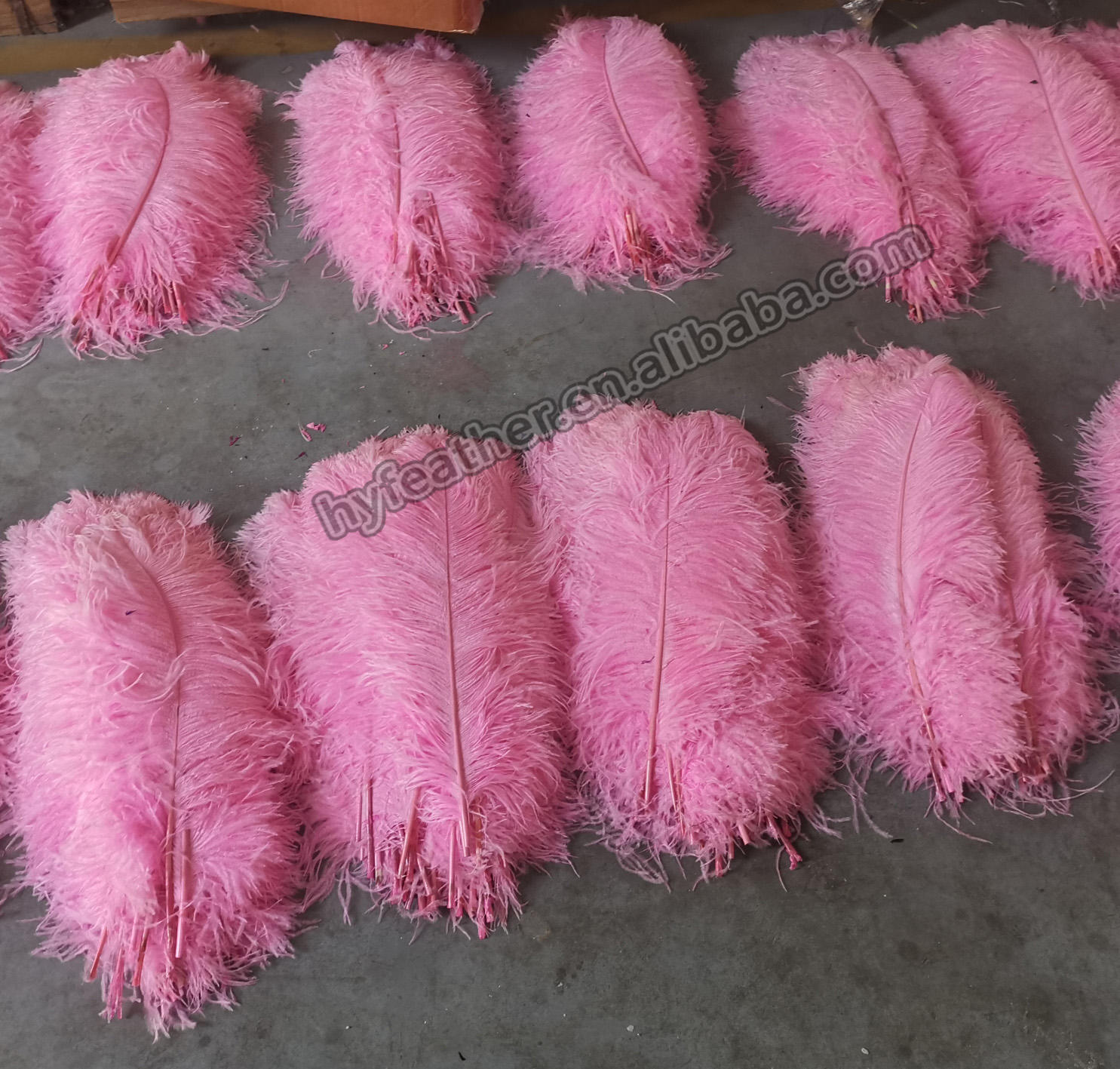 "Wholesale Feather Crafts Product 14/16"" wholesale ostrich feather centerpiece kits for Sale"