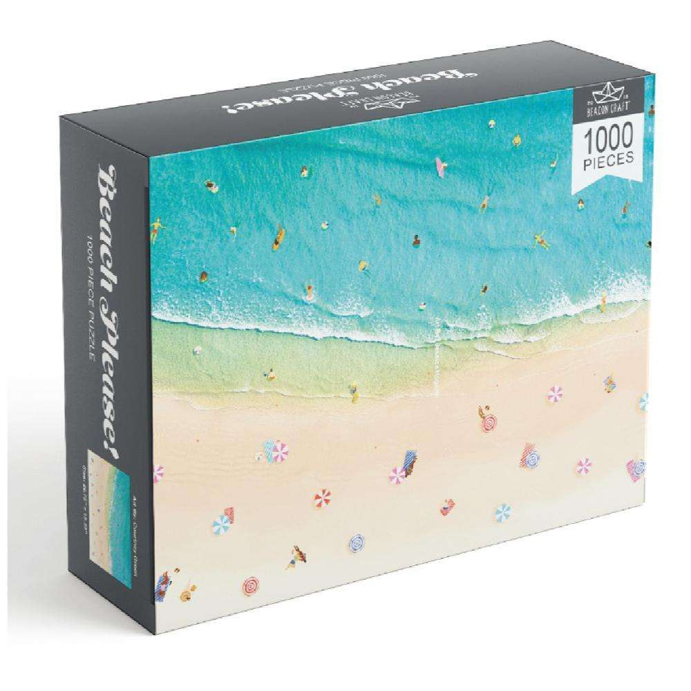 New Design 1000 Piece Puzzle Educational Toy For Kids Adults Beach