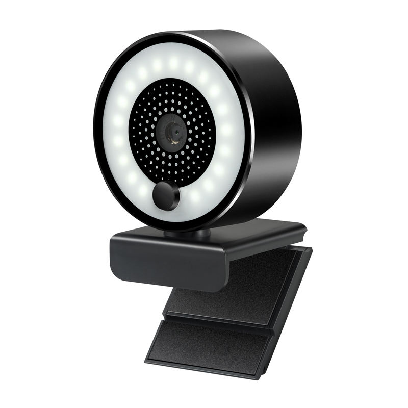 Baru Real 500mp 2K CMOS Komputer Kamera Webcam Live Streaming Kamera PC Hd Kamera Web <span class=keywords><strong>Autofocus</strong></span> Webcam
