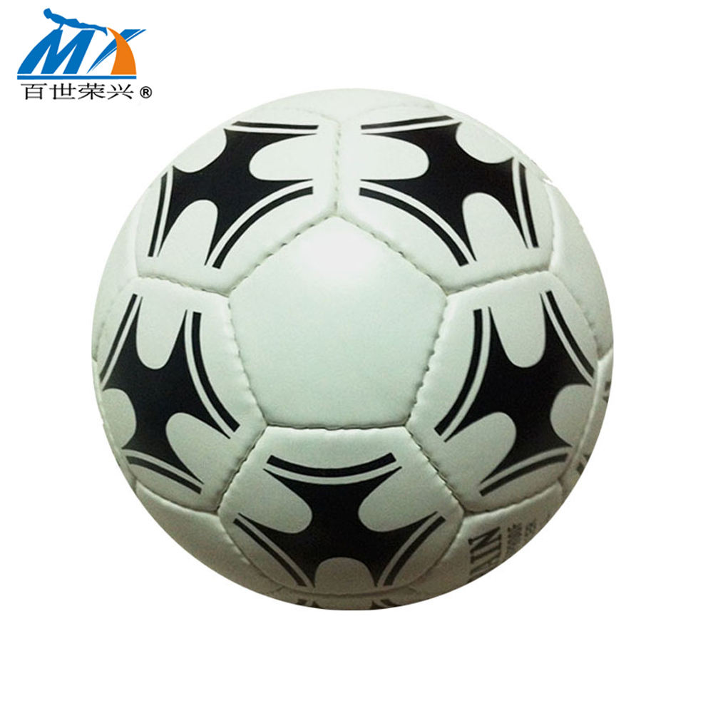 Professional PU Custom Logo Soccer Ball all Size Football balls hand sewing