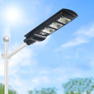 Powerful Sensor 100w led solar street light 30w 60w 90w