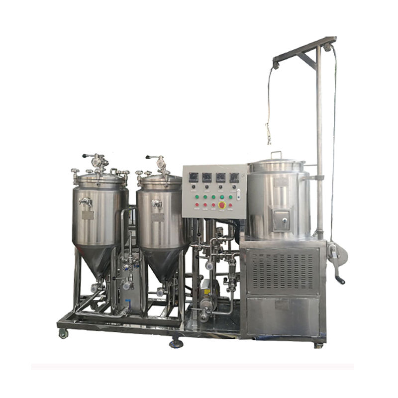 50l high quality beer brewing equipment beer making machine home beer beverage for sale