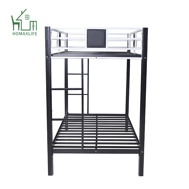 simple low price metal frame design bedroom furniture single and double bed