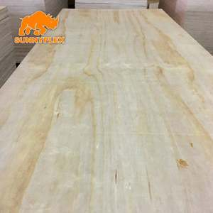 white pine plywood Triplay Maderera