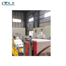 Automatic fabric mask melt blown non woven fabric meltblown  making machine meltblown filter cloth machine